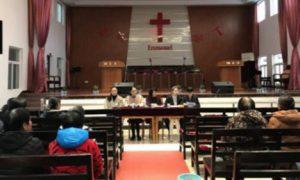 PARTIDO COMUNISTA CHINÊS ASSUMIRÁ POSTO DE LIDERANÇA NA DIRETORIA DAS IGREJAS