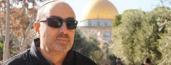 OUTRO LEGISLADOR ISRAELENSE ENTRA NO MONTE DO TEMPLO, PEDE PARA CONSTRUIR O TERCEIRO TEMPLO