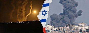 A MÍDIA SÍRIA RELATA ATAQUES ISRAELENSES AO SUL DE DAMASCO