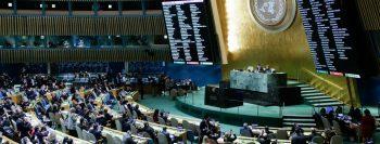 EUA colocam freio em declaração da ONU sobre tensões no Oriente Médio