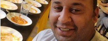 Comilão 'expulso' de rodízio vai pagar aluguel com patrocínio e inspira desafio de comida