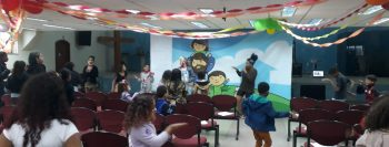 Escola biblica de férias