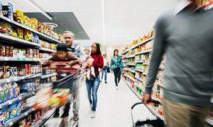 Preços dos alimentos no mundo atingem nível mais alto em uma década
