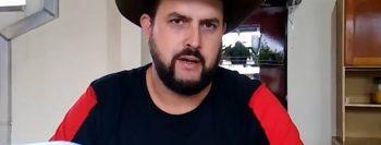 URGENTE: caminhoneiro Zé Trovão também acaba de ser preso por ordem do ministro Alexandre de Moraes