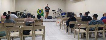Culto nova Campinas dia 21/10