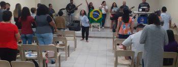 Culto nova Campinas 24/10/2021