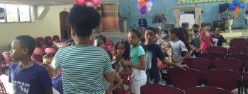 Festa das crianças 23/10/21 Santa Cruz da Serra