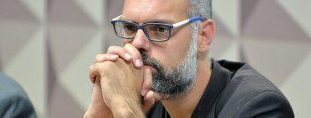 'O que me assusta é a imprensa ficar calada', diz Allan dos Santos após pedido de prisão